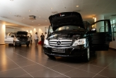 The new Vito features the same enhancements to the power-train as the new Viano and comes with a fully reconfigured chassis that tailors to the transportation of goods or passengers. Both workhorses have redesigned cockpits that are more user-friendly and attractive. On the outside, the new Viano and Vito carries a new front profile that has been styled to resemble Mercedes-Benz's current passenger car range.