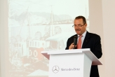 "He further added, ""The key values of Mercedes-Benz like reliability, comfort, fuel efficiency, safety and driving pleasure will continue to set the firm foundation in these vehicles. Additionally, the Viano in its versatility, is slated to debut in the petrol engine version in the second half of the year. Our customers will have more choices in tandem with their requirements and lifestyle."""