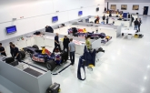 To keep the engineers connected with other, Red Bull Racing turns to Siemens' Teamcenter, a fully integrated solution that provides a design-through-manufacturing environment that sets the stage for a highly competitive Red Bull Racing team. Design engineers can easily obtain references from other engineers as they create the digital car, using the Teamcenter system to share their data. All these behind-the-scenes only have one purpose: To produce faster lap times. After all, even a fraction of a second advantage in every lap will ultimately determine the results.