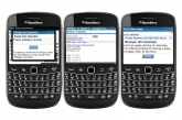 Vlingo - A more advanced variant of the text-to-speech apps, Vlingo is more like a personal Virtual Assistant. Vlingo adds a more complete voice control set to your BlackBerry, understanding commands such as