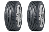 For passenger cars, they are offering three models from the Nokian line-up, the H, V and Z G2. The H and V both utilise the same asymmetrical thread pattern, with the V featuring a more sport-oriented rubber compound and a stiffer structure.  Both tyres feature Cool Silica for lower rolling resistance, Polished Grooves that aid water dispersion, Wedge Cap Construction to aid handling, as well as a Driving Safety and Aquaplaning Indicator which shows the remaining groove depth (in mm) at a glance.