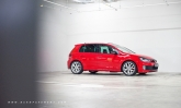 Let us cut to the chase, Volkswagen claims that the E35 is the hottest GTI ever, and it does have boosted numbers to cement that claim. But if you're expecting wilder styling to go with those numbers, tough.
