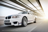 BMW 1-Series M Coupe - Small, light and FUN! BMW did piece together this car from bits through the parts box but the final product is amazing. When we thought cars were getting so easy (and boring) to drive, the new kid on the block showed us how driverkind can be saved. That electrifying sensation though the steering, coupled with the aural pleasure of that straight six and the eagerness to wag its tail. Oh and whatever you do, don't push that M... uh oh..