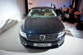 A team, led by VW chief designer Klaus Bischoff, has launched the CC into the future with a completely redesigned front and rear sections, to give them more precision and adapt them to VW's design DNA. As a result, the car now has an even more sophisticated and dynamic overall appearance.