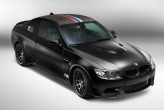 Mimicking the looks of Spengler's racing car, this special-edition model is available exclusively in Frozen Black metallic, while the carbon flaps and gurney, various dark chrome elements, matt black wheels and sections of the race car's livery also betray its close links with the triumphant BMW M3 DTM.