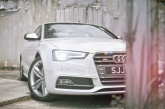 Plus it's not all about the looks, the S5 (like your perfect date) is versatile and smart. It can play a wide variety of roles, from highway cruiser to back road bruiser. Powered by a 333 bhp 3.0-litre V6 supercharged power-plant with 440 Nm of torque, this new engine replaces the old characterful 4.2-litre naturally aspirated V8.