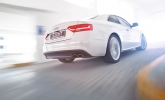 As you might expect, those figures translate to a very fast Audi S5. Acceleration is very lively, but not as 'angry' as we remember the V8 to be. But the supercharger does brings on the power at a low enough rev range for the car to pick up the pace almost instantaneously. The S5 has a 0-100 km/h time of 4.9 seconds, and will go on to hit 250 km/h given the space.