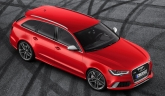 The new RS6 Avant will be the first RS model from Audi to come standard with a specifically tuned air suspension. The dynamic setup of the RS6 adaptive air suspension lowers the body by 20 mm. The system combines the air suspension with controlled damping and takes into account the road conditions, the driving style and the mode chosen in the Audi drive select.