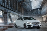 Mercedes' New AMG is a 'CLA45' Act!