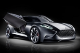 Hyundai Launches Radical HND-9 Concept
