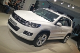 Unlike similar offerings from some other companies, the Tiguan does at least have a bit more muscle to go with the beefed-up looks, courtesy of the Golf GTI's 210bhp TSI engine. Coupled with the 7-spd DSG gearbox, the SUV can hit 100km/h in a brisk 7.3sec.