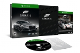 In addition, 'Forza Motorsport 5' Limited Edition owners will receive a custom Steelbook case, a decal sheet featuring 'Forza Motorsport 5', 'Xbox One', and Audi window decals, and 1,250 car tokens that will allow Limited Edition owners instant access to any car in the game.