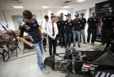 Finalists will present their ideas to a panel of senior technical figures from Infiniti and Infiniti Red Bull Racing in July 2014 with the two winners announced at the British Grand Prix. The placements will begin in September 2014. This once-in-a-lifetime scholarship includes a salary, accommodation, and the use of a car.