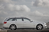 But then there's the new Mercedes-Benz E-Class Estate. Now if the thought <i>'boring as hell'</i> pops into your head, then perhaps you might want to stop reading this review. Goodbye.