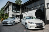 The Lexus ES Makes Its Return To Singapore