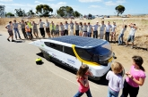 NXP Brings The World's First Solar Powered-Family Car To Singapore