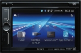 Sony's New In-Car AV Centre Head Units