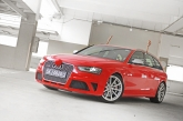 RS Is For Rudolf's Sled | Audi RS 4 Avant 4.2 FSI