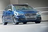 The Super Hatch For The Super Man | Audi S3 Sportback