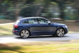 Speedy Utility Vehicle | Audi SQ5 3.0 TFSI