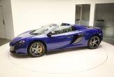 Owners to Take Delivery Of Their New McLaren 650S Supercars In April!