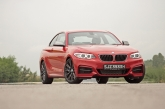 235-35-35, Special Delivery | BMW M235i