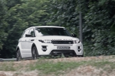Fashionable Mobility | Range Rover Evoque (Dynamic)