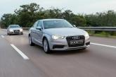 The Audi A3 Fuel Economy Drive