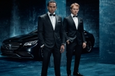 Mercedes AMG Petronas Partners Hugo Boss