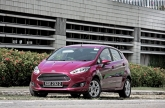 Arriba! Arriba! Andale! Andale! | Ford Fiesta EcoBoost