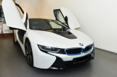 First BMW i8 In Singapore Delivered To Owner