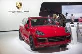 Porsche Unveils Three Novel Models