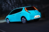 Nissan First To Apply Glow-In-The-Dark Paint