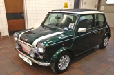 Rare Mini Up For Auction