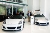 Ruf Opens Singapore Showroom