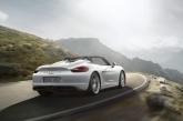 Porsche Boxster Spyder Presented At New York Motorshow