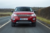 New Discovery Sport Enters Town