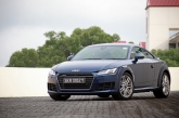 Total Eclipse Of The Heart | Audi TT Coupe