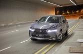 All Rise | Lexus NX 200t F-Sport