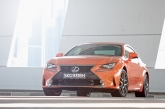 The New Lawyer's Special | Lexus RC350 F-Sport