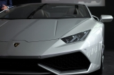 New Huracan Spyder Drops In At The Second Home Of The Bulls