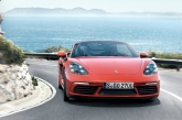 Boxster Goes Turbo