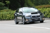 Wagon Special 2: Subaru Levorg GT-S
