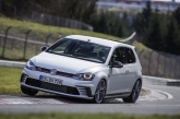 Ultimate Golf GTI Shows Up; Clocks New 'Ring Record