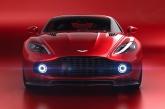 Aston Martin's Vanquish Zagato