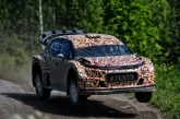 Citroën Racing Tests Their 2017 WRC Car In Finland