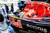 Data Technology Company Sponsors Scuderia Toro Rosso