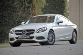 Slimming Pill | Mercedes-Benz C180 Coupe