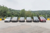 Road Trip With VW's People Carriers