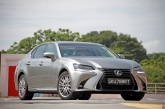 Almost Sussed Out   Lexus GS 200t